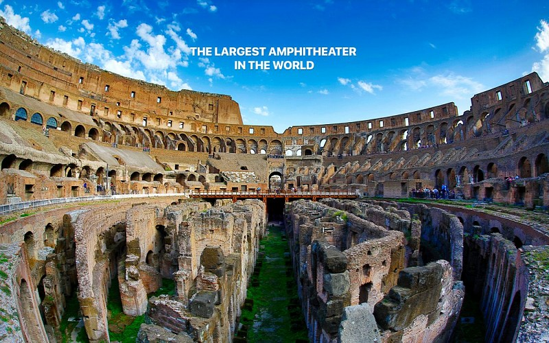 Priority Access Guided Tour: Colosseum & Vatican Museums, Sistine Chapel