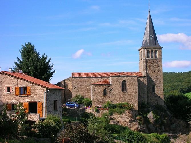 Hameau médiéval de Rochefort