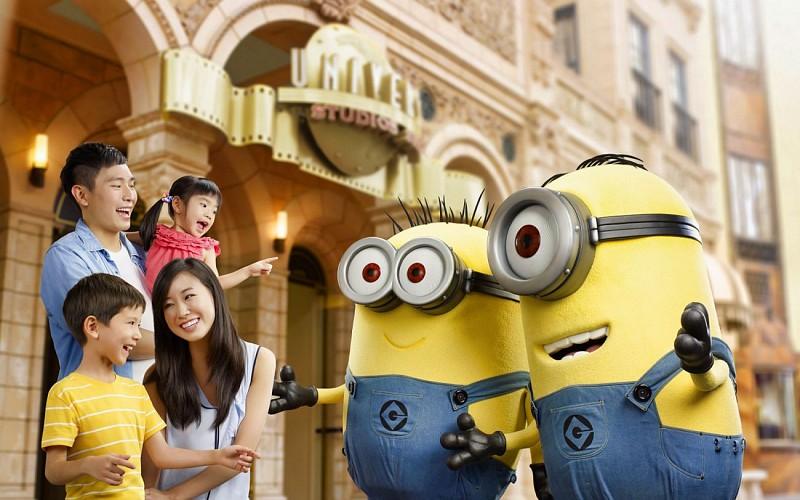 Universal Studio Singapore One-Day Ticket