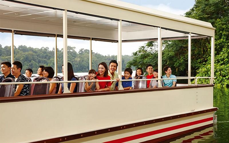 River Safari with 2 Boat Rides