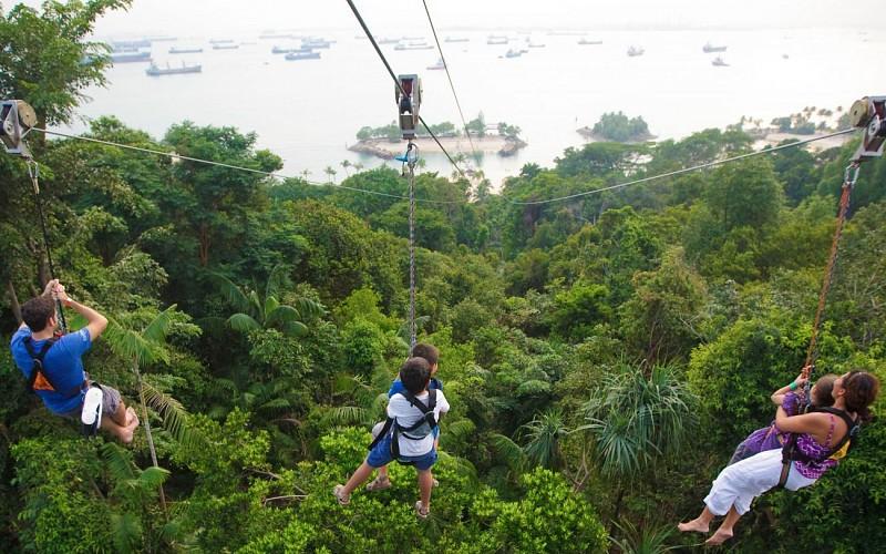 Mega Adventure: Zip, Climb & Jump
