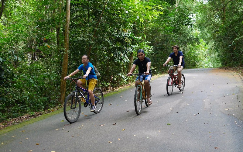 Ubin Biking Adventure