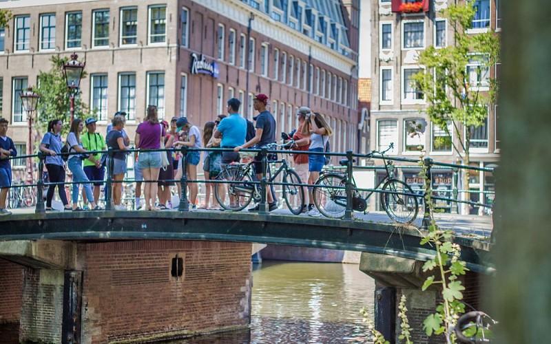 Anne Frank Walking Tour
