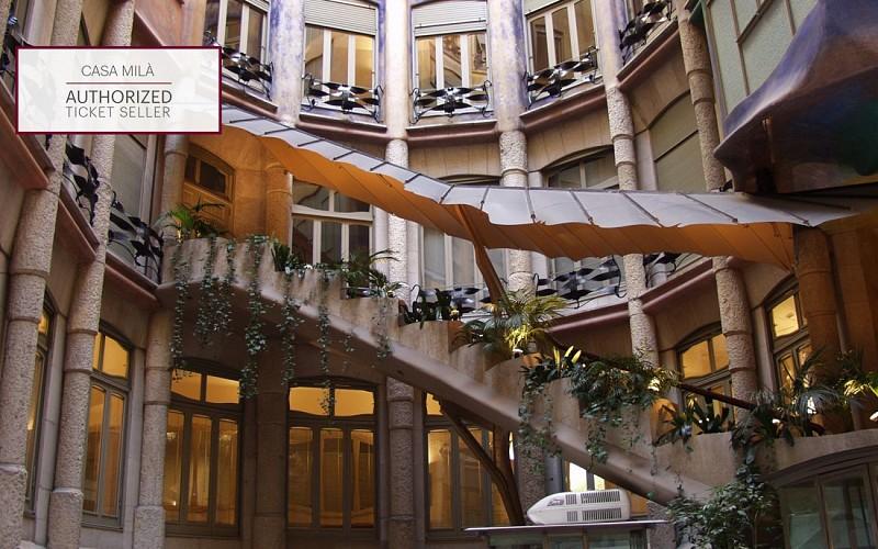 Casa Milà - La Pedrera: Fast Track Entrance