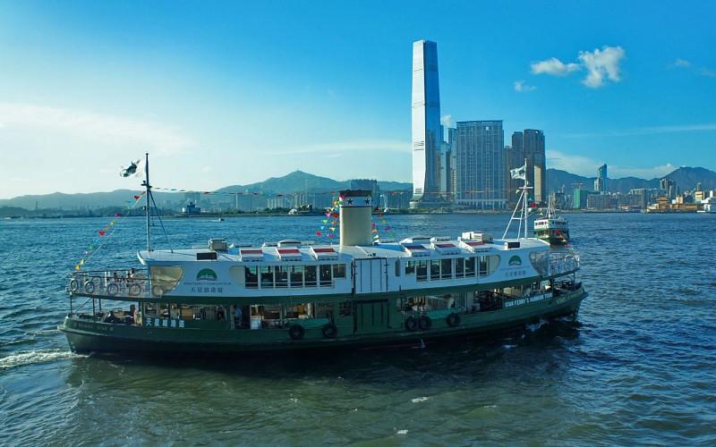 Star Ferry Harbor Tour