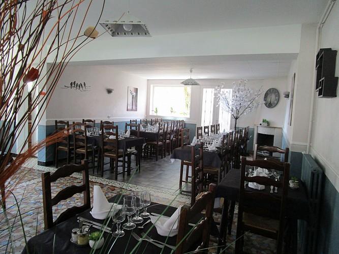 Briare - Restaurant l'Estancia-salle-de-restauration---Odile-pagniez