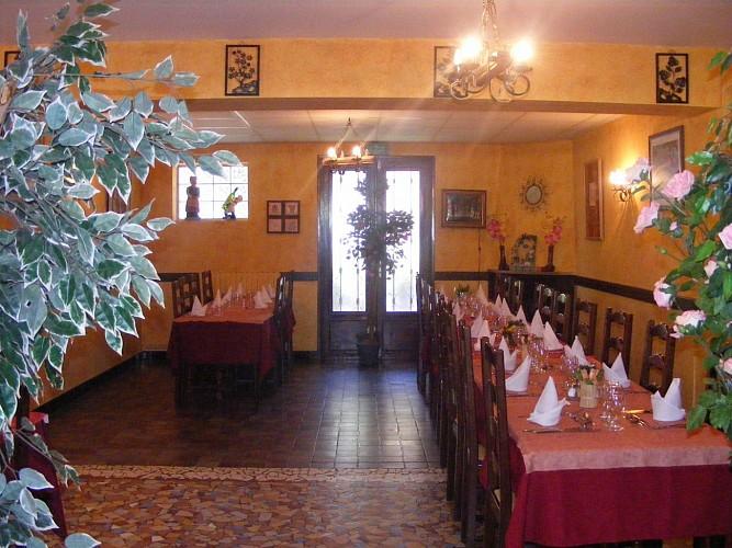 Briare - Restaurant l'Estancia-Salle de restaurant