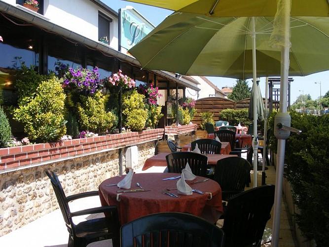 Briare - Restaurant l'Estancia-Terrasse