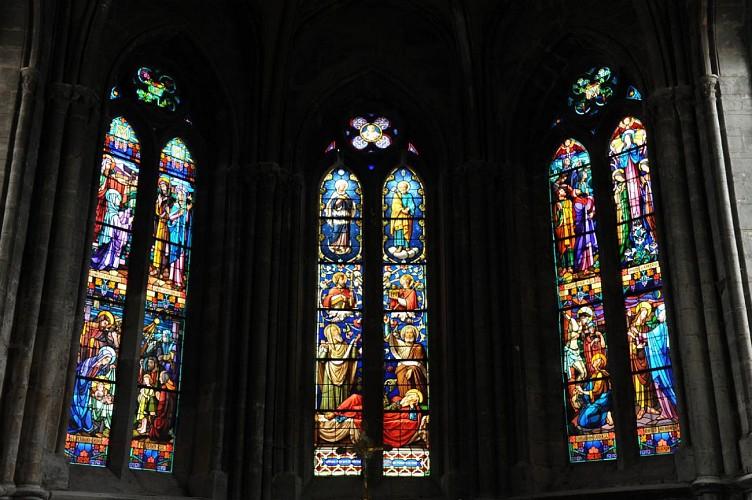 champagne 52 sommevoire patrimoine religieux vitraux phl 8603.