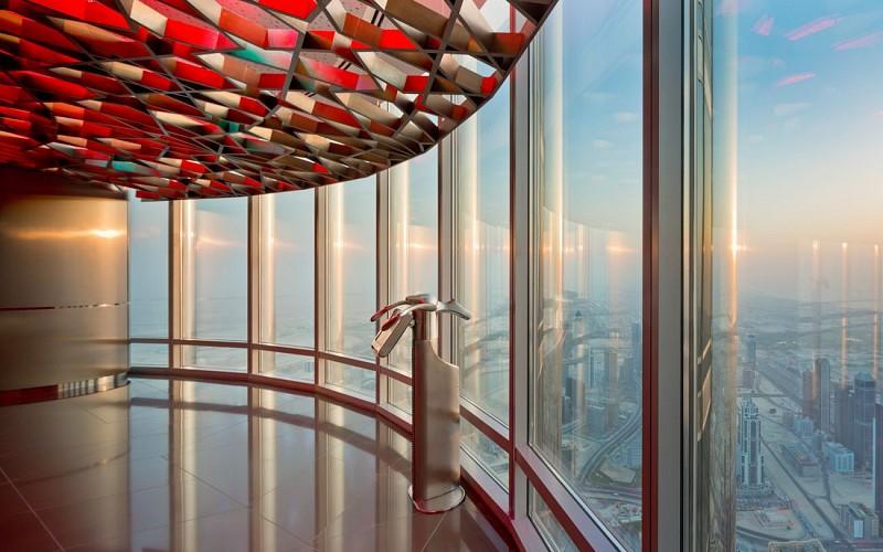 Desert Safari and Burj Khalifa: At the Top (Level 124 & 125)