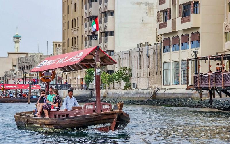 Meal at Jun Sui- Burj Al Arab