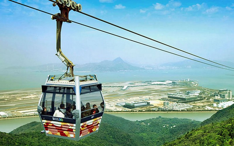 Ngong Ping 360 & Lantau Culture and Heritage Insight Tour