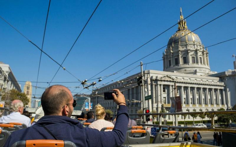 San Francisco City Bus Tour
