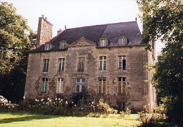 Manoir de Monchoix (private property)