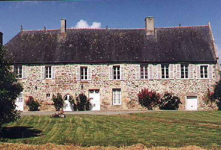 Manoir de la Bouëtardaye (private property)