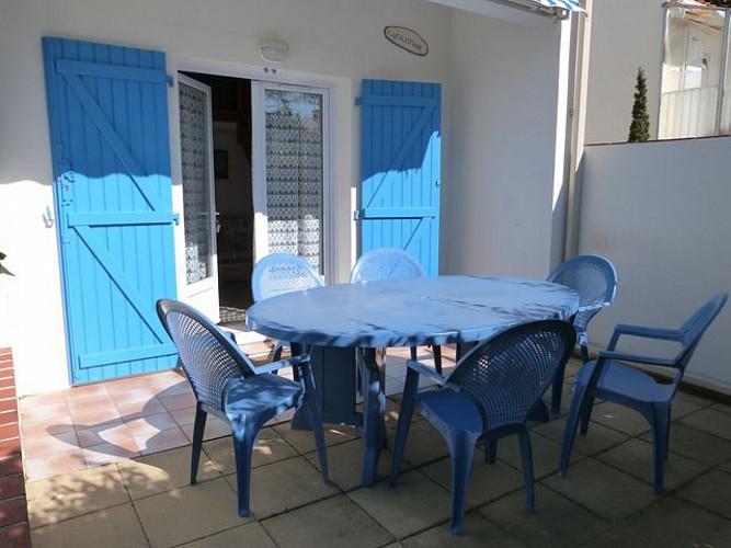 Maisonnette dans résidence à deux pas de la plage - La Tranche sur Mer