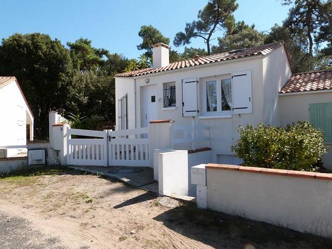 Maison indépendante proche forêt et plage