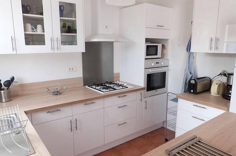 Agréable maison idéalement située à la Tranche-Sur-Mer, proche centre et plage du centre