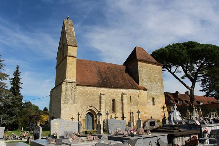 L'église et son retable