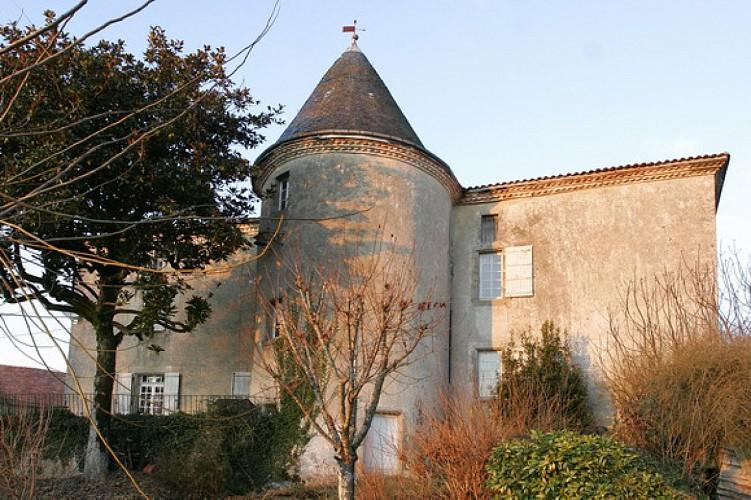Château de Grospuy