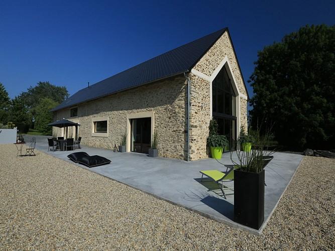 Domaine Albizia Normandie - Chambres d'hôtes