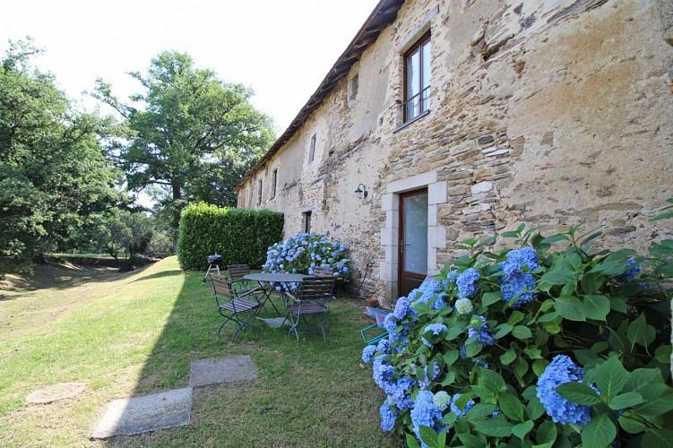 Gîtes de France Le Vieux Château