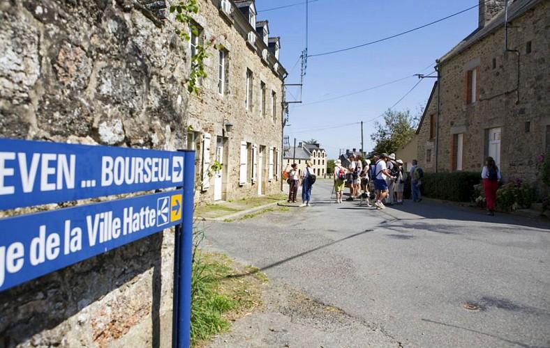 Le Bourg de Plorec-sur-Arguenon