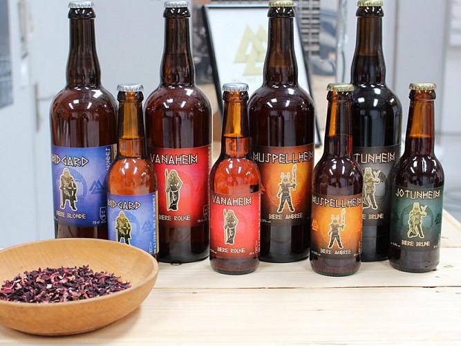 'Brasserie des 9 mondes' Brewery