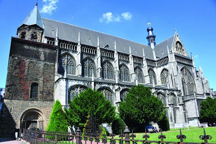 Eglise Saint-Jacques - copyright office du tourisme de Liège