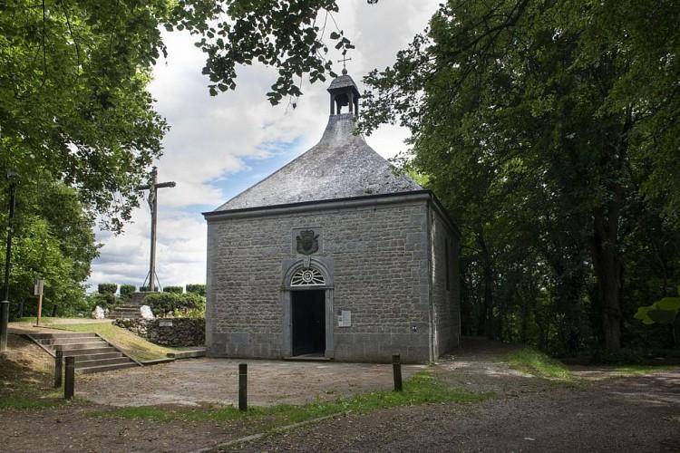 La chapelle Notre-Dame de Lorette et ses environs