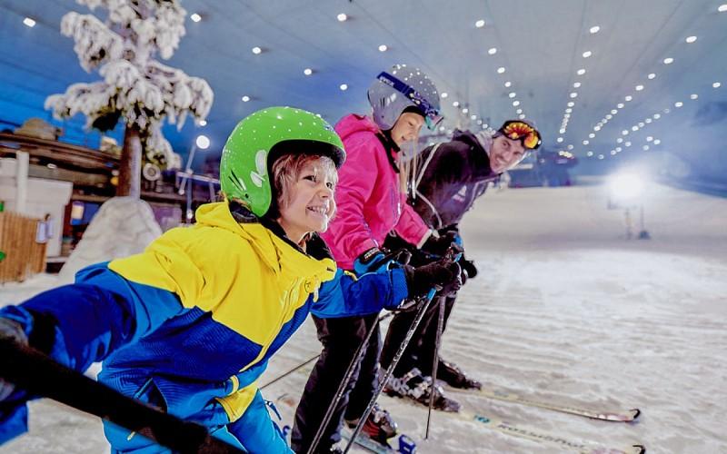 Ski Dubai: 2 Hour Snowboarding Session
