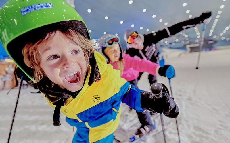 Ski Dubai: 2 Hour Skiing Session
