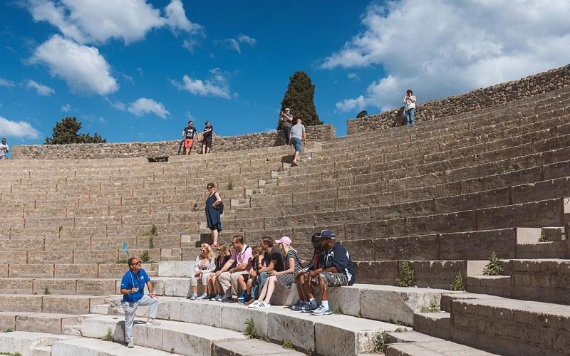 Pompeii and Mt. Vesuvius Volcano Day Trip from Rome