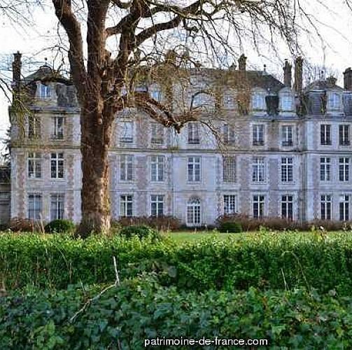Le château de Brumare