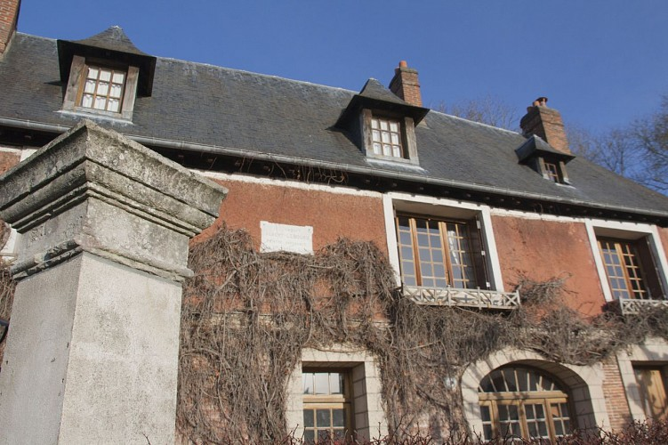 Maison d'Albert Lebourg