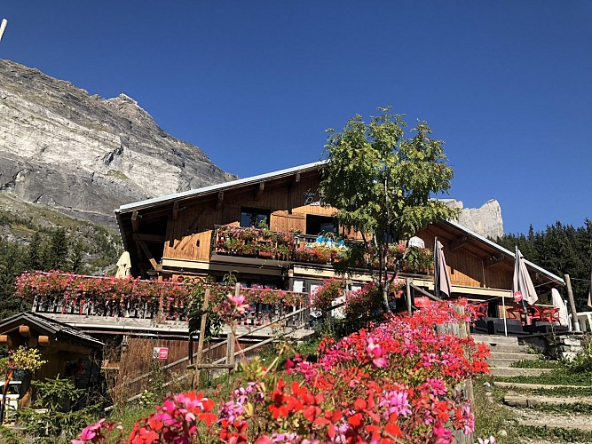 Lou Pachran - La Bougnetterie du Mont-Blanc