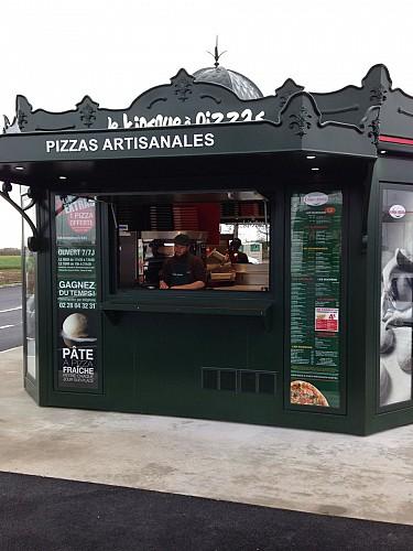 RESTAURANT RAPIDE LE KIOSQUE À PIZZAS