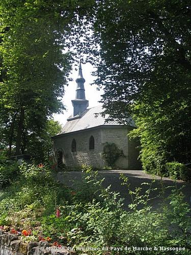 Marche-en-Famenne - site classé du Monument