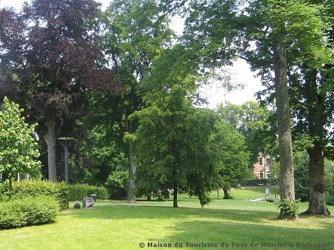 Marche-en-Famenne - Parc Van der Straeten