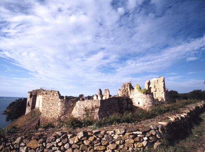 Le vieux château du Guildo