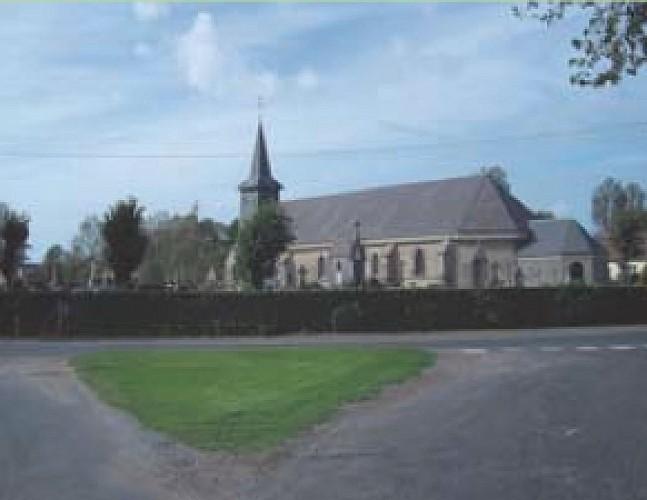 Eglise de Cucq