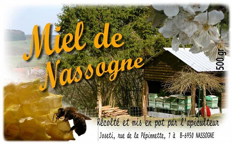 Nassogne - Miel du Pays de Nassogne