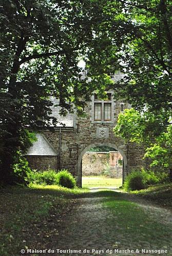 Grune - Château de Grune