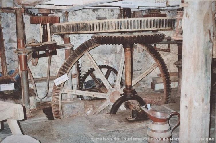 Masbourg - ancien moulin à eau