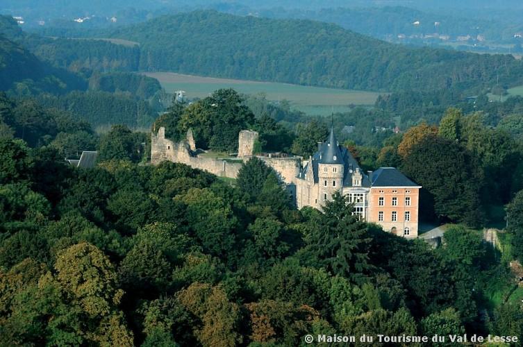 Rochefort - Ruines du château comtal