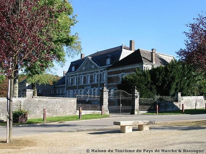 Château de Humain