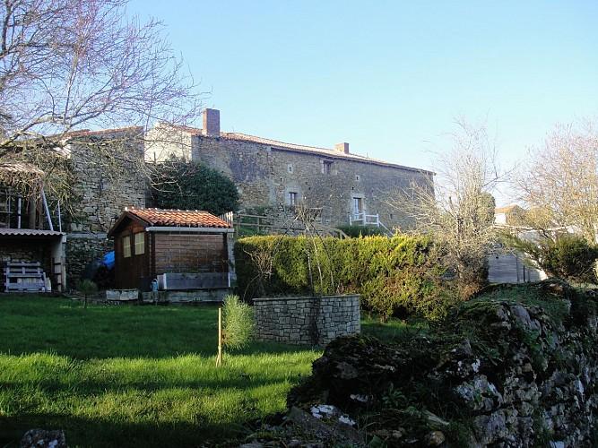 Le village de la Roche