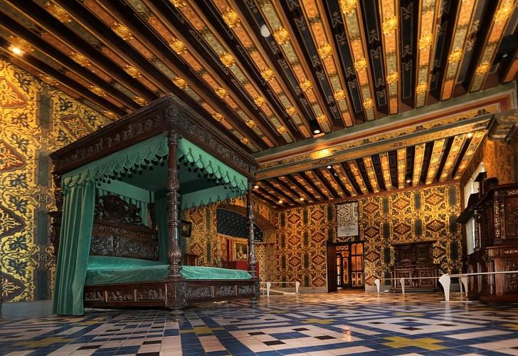 Appartements-royaux-I-Chateau-royal-de-Blois---Chambre-de-la-Reine-----D