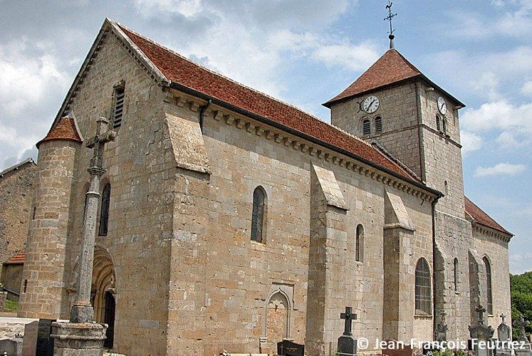 Eglise de Balesmes