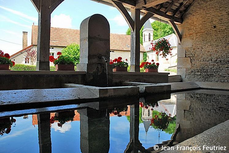 Fontaine de Chalmessin